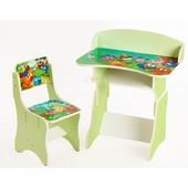 Детская парта со стульчиком 5869 Смешарики
