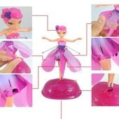 Игрушка летающая фея Flying Fairy (с подставкой).
