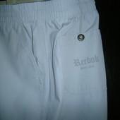 Reebok Since 1895 летние мужские светлые солидные брюки XL новые