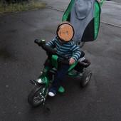 Велосипед Azimut Lexus Trike трёхколёсный,пена