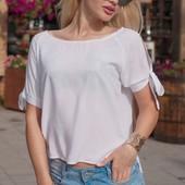 Стильная женская блуза на лето