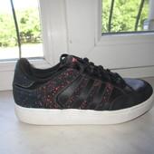 Кожаные кроссовки Adidas 32 р.Оригинал