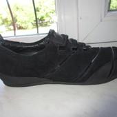 Кожаные кроссовки Clarks 39 р (5,5)