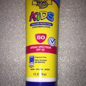детский солнцезащитный лосьон Banana Boat baby spf 50 США 236 мл