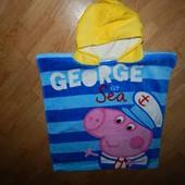 George стильное полотенце для мальчика