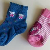 Новые голубые носочки Primark на девочку