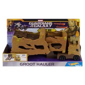 Hot Wheels Marvel comics groot hauler vehicle - транспортер