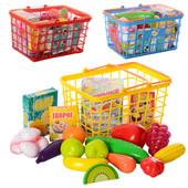 Корзина супермаркет, продукты 379 Орион