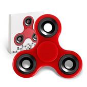 Fidget Hand Spinner Спиннер Игрушка-тренажер для детей и взрослых Красный