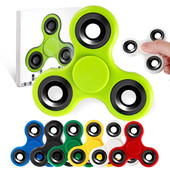 Fidget Hand Spinner Спиннер Игрушка-тренажер для детей и взрослых
