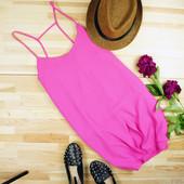Topshop двухслойное платье с переплетением на спинке!