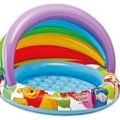 Детский бассейн с Винни-Пухом Intex 57424 (102-69-13 СМ.)