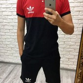 Мужской спортивный костюм 46-52