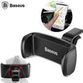 Автомобильный держатель телефона  Baseus