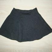 Теплая юбка Zara на девочку 5 лет
