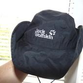 Брендовая оригинал стильная панама панамка шляпа Jack Wolfskin 57-58