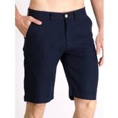 Льняные шорты мужские