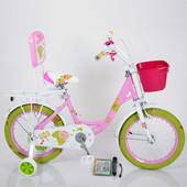 Двухколесный велосипед 16-Roses