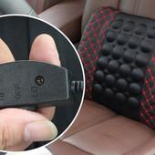 Ортопедическая подушка в автомобиль (под спину) для водителей