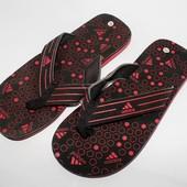 Мужские шлепанцы 46 р, Adidas