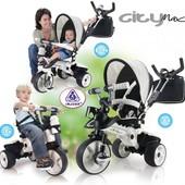 Трехколесный велосипед Injusa City Max (327)