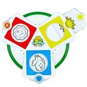 Crayola Слайды для изучения цветов от 6 месяцев beginnings baby slide and see