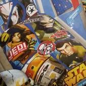 Крутой новый комплект постельного белья Star Wars от Disney