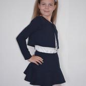 Школьная юбка на рост 116-140