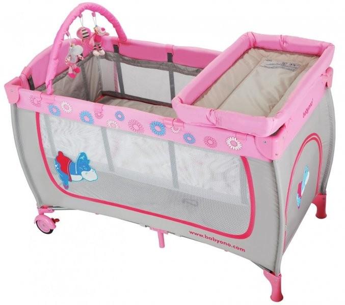 Кровать манеж BabyOno 285 фото №1