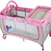 Кровать манеж BabyOno 285