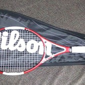 Теннисная ракетка Wilson Six-One Team Nano