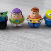 История игрушек,Баз,Вуди,пришелец,машина,toy story  возможен обмен