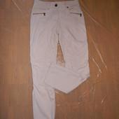 M-L-XL, поб 48-50-52 крутой фасон! джинсы  узкие скинни укороченные Ambiente стрейч