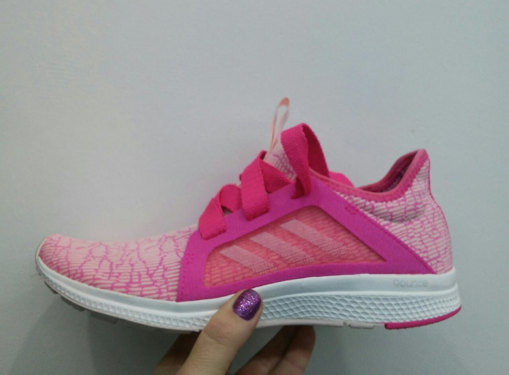 Кроссовки для бега и тренировок adidas Edge Luxe -оригинал. фото №1