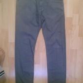 Фирменные джинсы Слим 32 р.