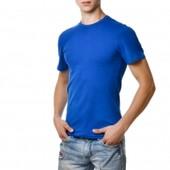 Новая футболка 100% хлопок