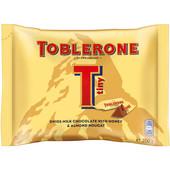 Молочный швейцарский шоколад Toblerone мини 280g