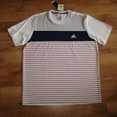 Adidas Футболка Адидас, оригинал, р XL (ближе к xxl)