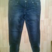Фирменные джинсы L-XL