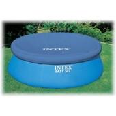Тент чехол для наливных бассейнов Интекс Intex 244 см, 305 см, 366 см