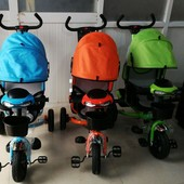 Новинка!супер детский трехколесный велосипед