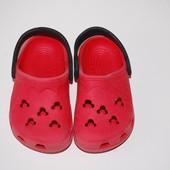 Кроксы 24р Crocs