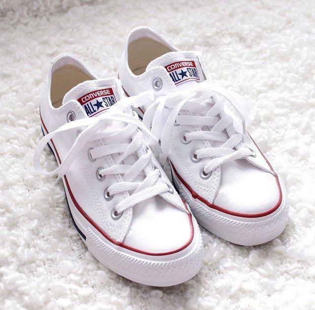 176469d42dda Converse all star кеды белые низкие р.35-44, цена 350 грн - купить ...