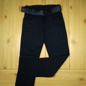 Детские котоновые брюки для мальчика рр. 98-152 Beebaby (Бибеби)