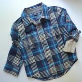 Рубашка-обманка стильная Gap (1,5-2 года)