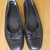 Туфлі шкіряні розмір 8 на 41,5 стелька 27,6 см Footglove