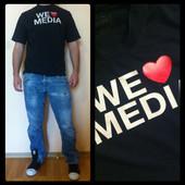 Мужская футболка (размер L)