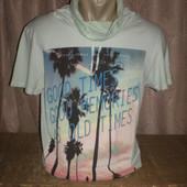 Модная футболка 50-52 размера