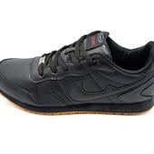 Кроссовки мужские Supo air max sport 1703 черные