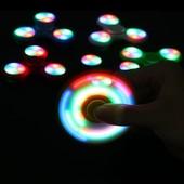 Светящие LED спиннеры